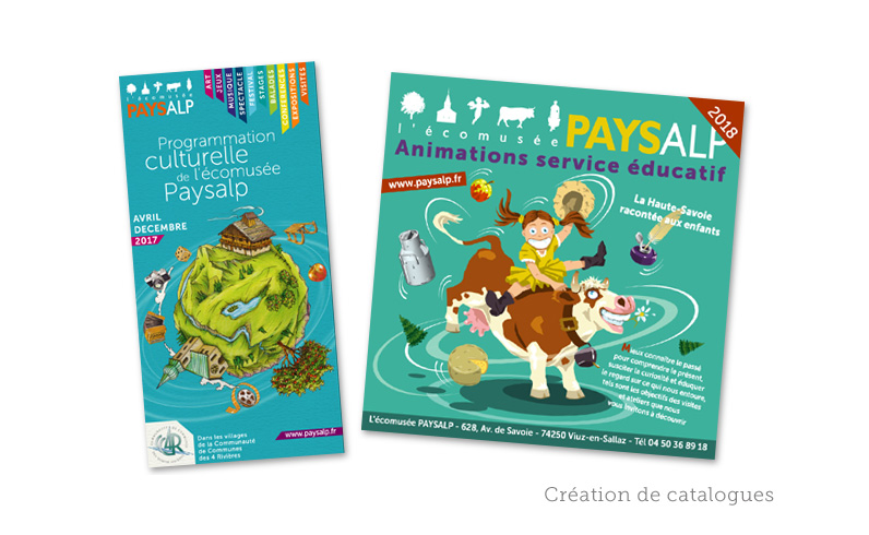 Accueil catalogues